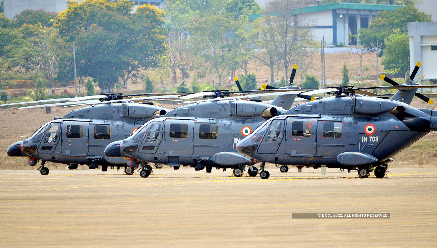 Indian Naval Air Squadron 323 commissioned in Goa