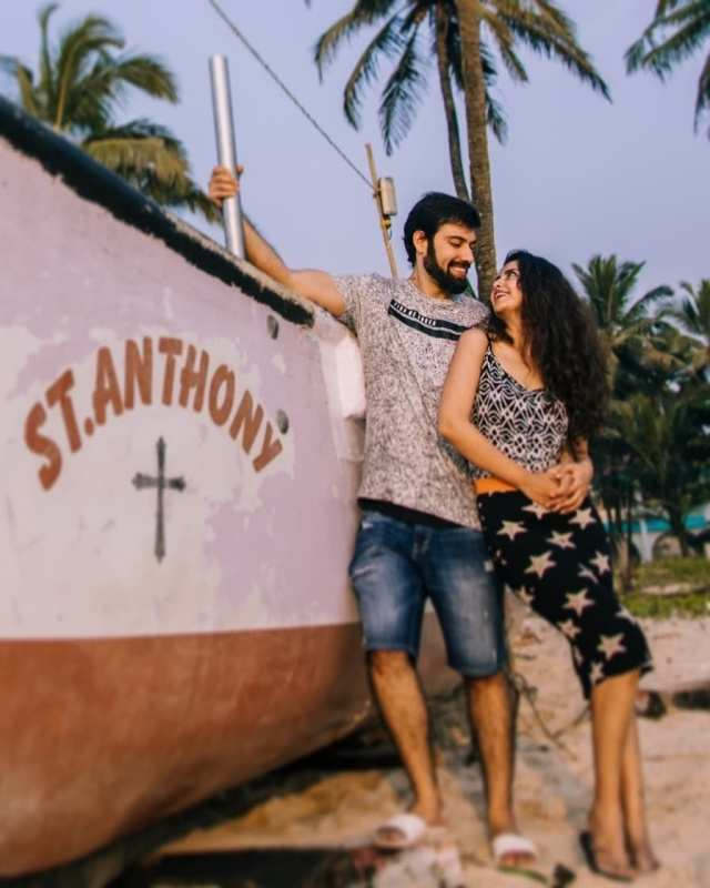 Avika Gor and boyfriend Milind Chandwani's dreamy pictures will melt your heart!