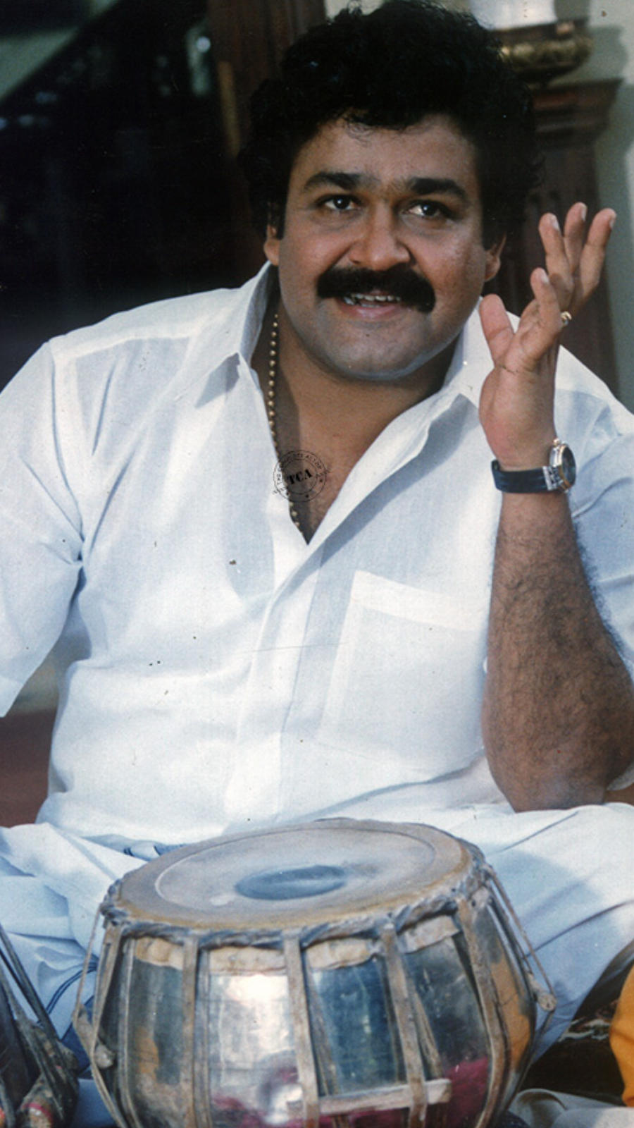 HBD Laletta: Rare pictures of Mohanlal