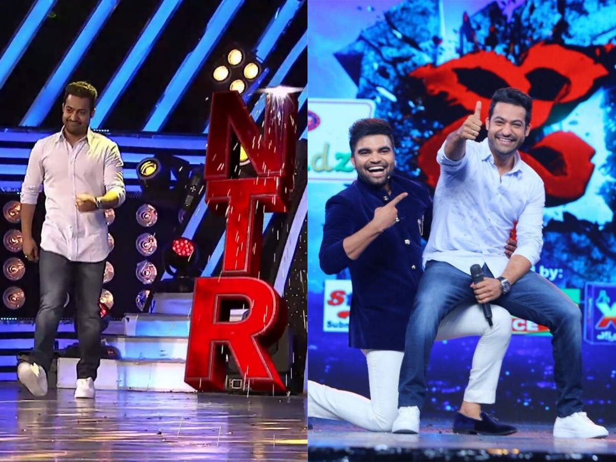 Special appearance in Dhee Finale