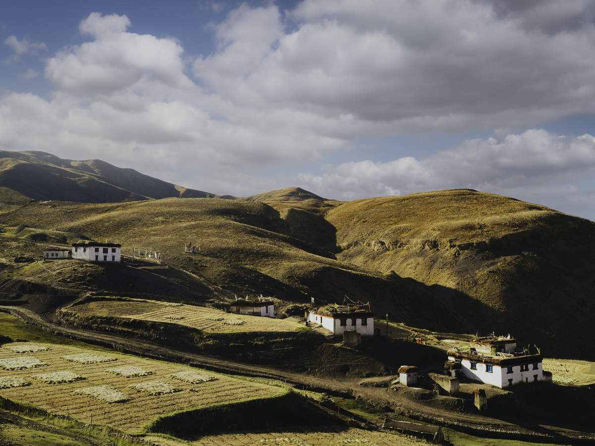 Komic, world's highest village in Himachal Pradesh, gets fully vaccinated*