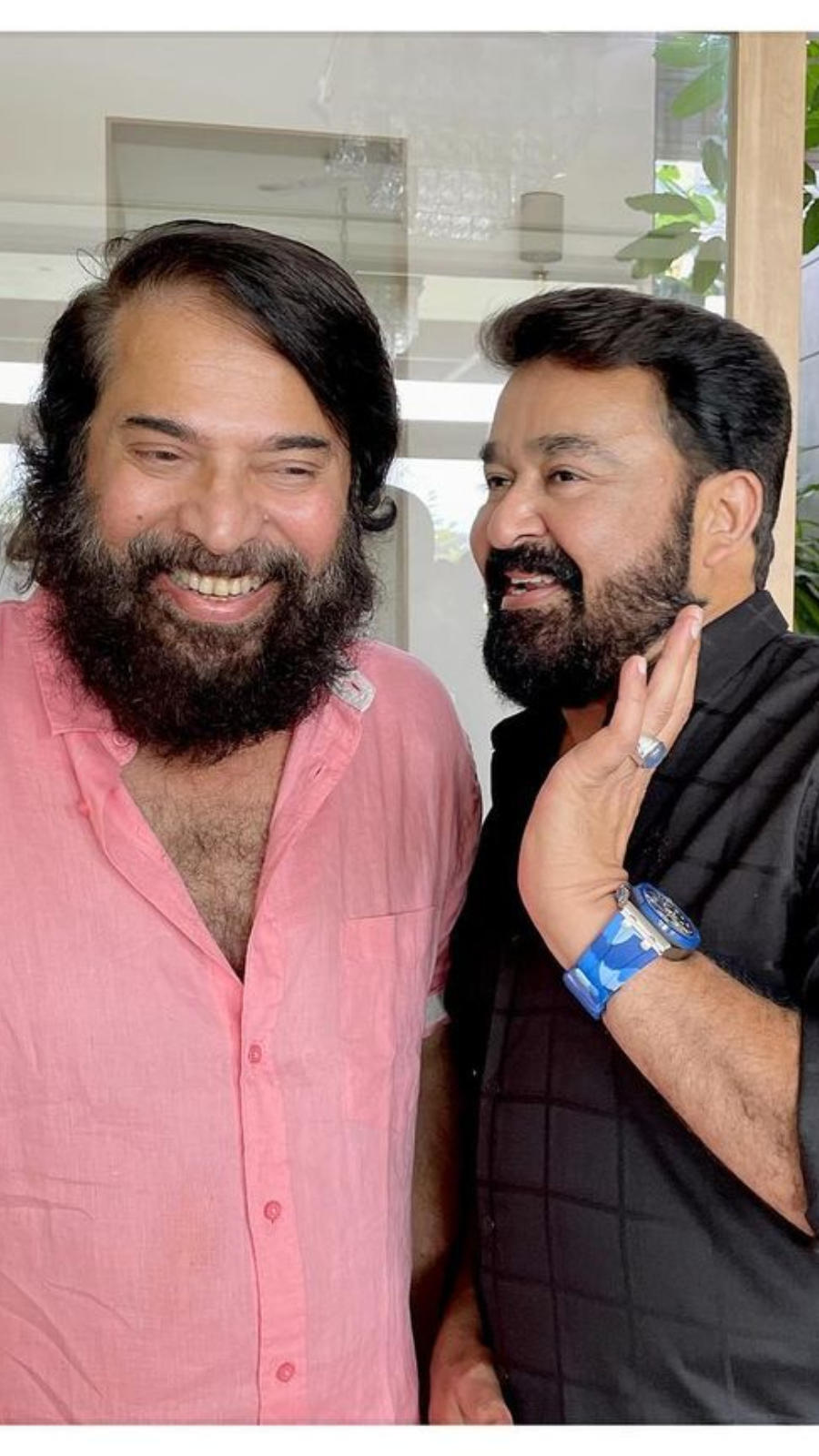 Shared the screen with Mammootty many times