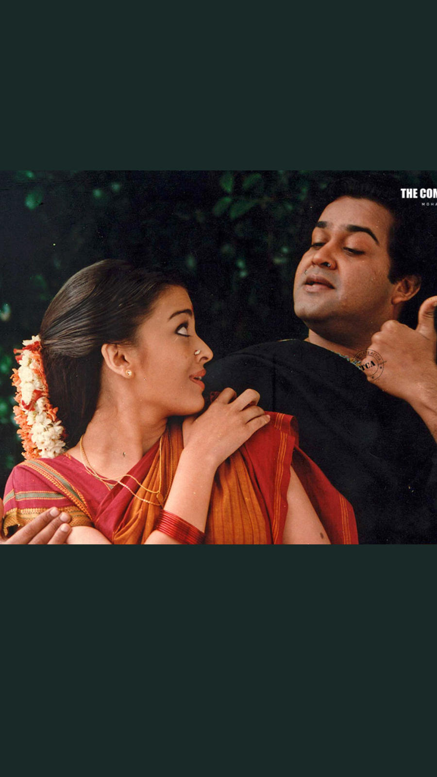 Aishwarya Rai's first onscreen hero