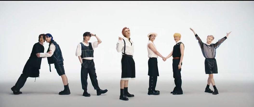 BTS Butter Music Video