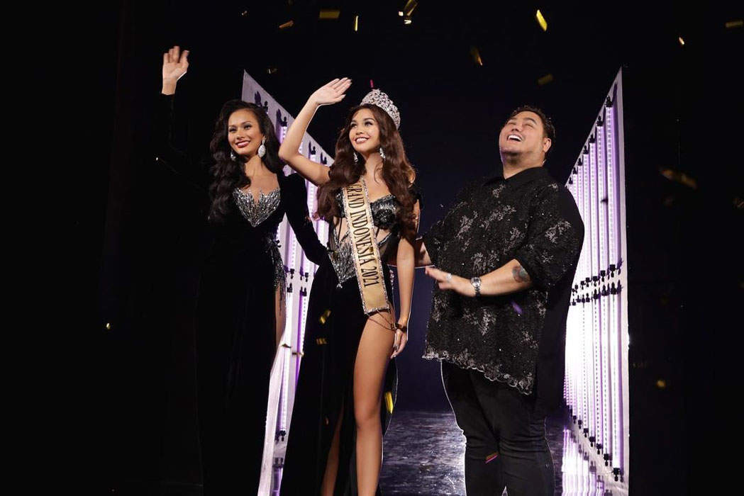 Sophia Rogan chosen as Miss Grand Indonesia 2021