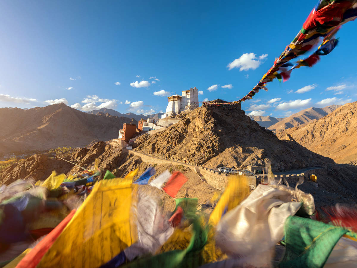 Ladakh hit by earthquake measuring 4.2 on Richter Scale