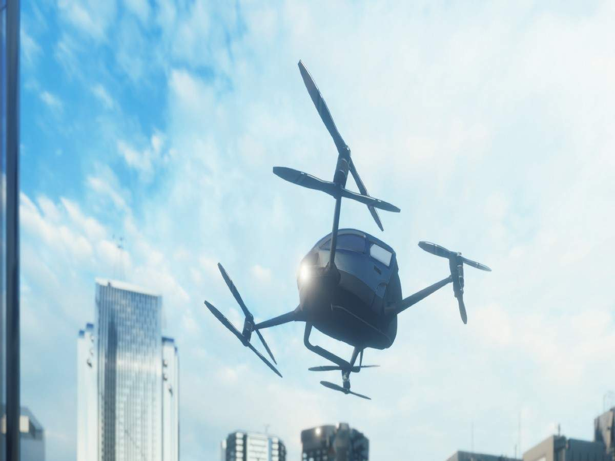 Europe's civil aviation safety regular expects flying taxis in service in 2024-25
