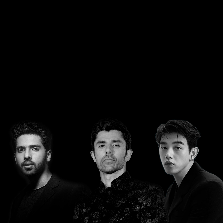 AM x EN with KSHMR - Artists with Black BG