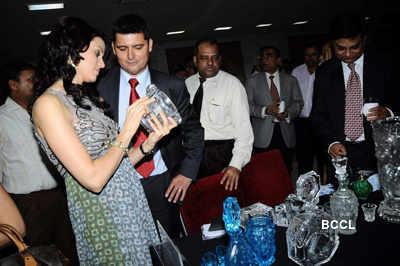 Yana at Czech Republic & IMC press meet