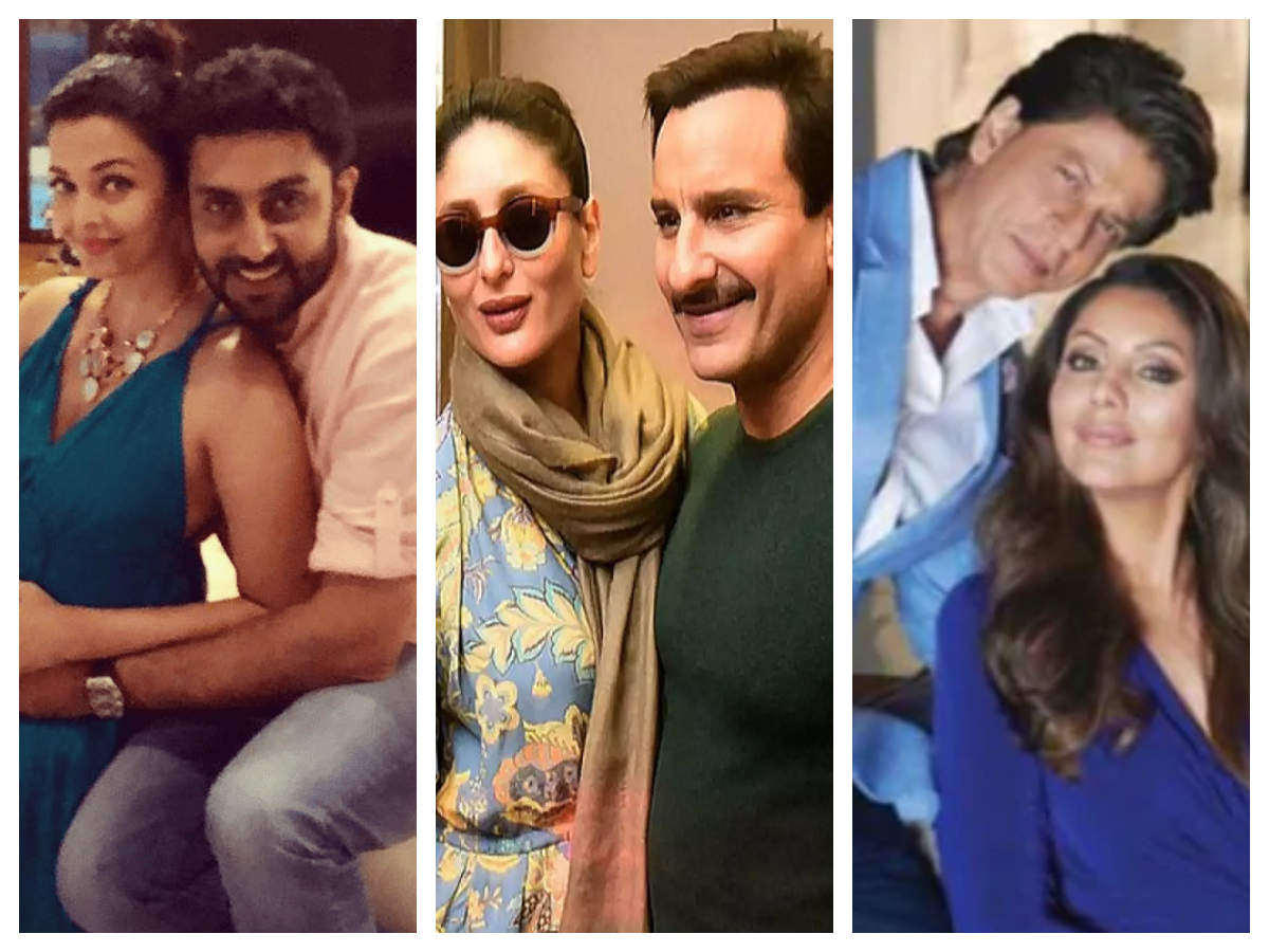 Aishwarya Rai-Abhishek Bachchan, Kareena Kapoor-Saif Ali Khan, Gauri-Shah Rukh Khan: Proposal stories of Bollywood couples that will melt your heart