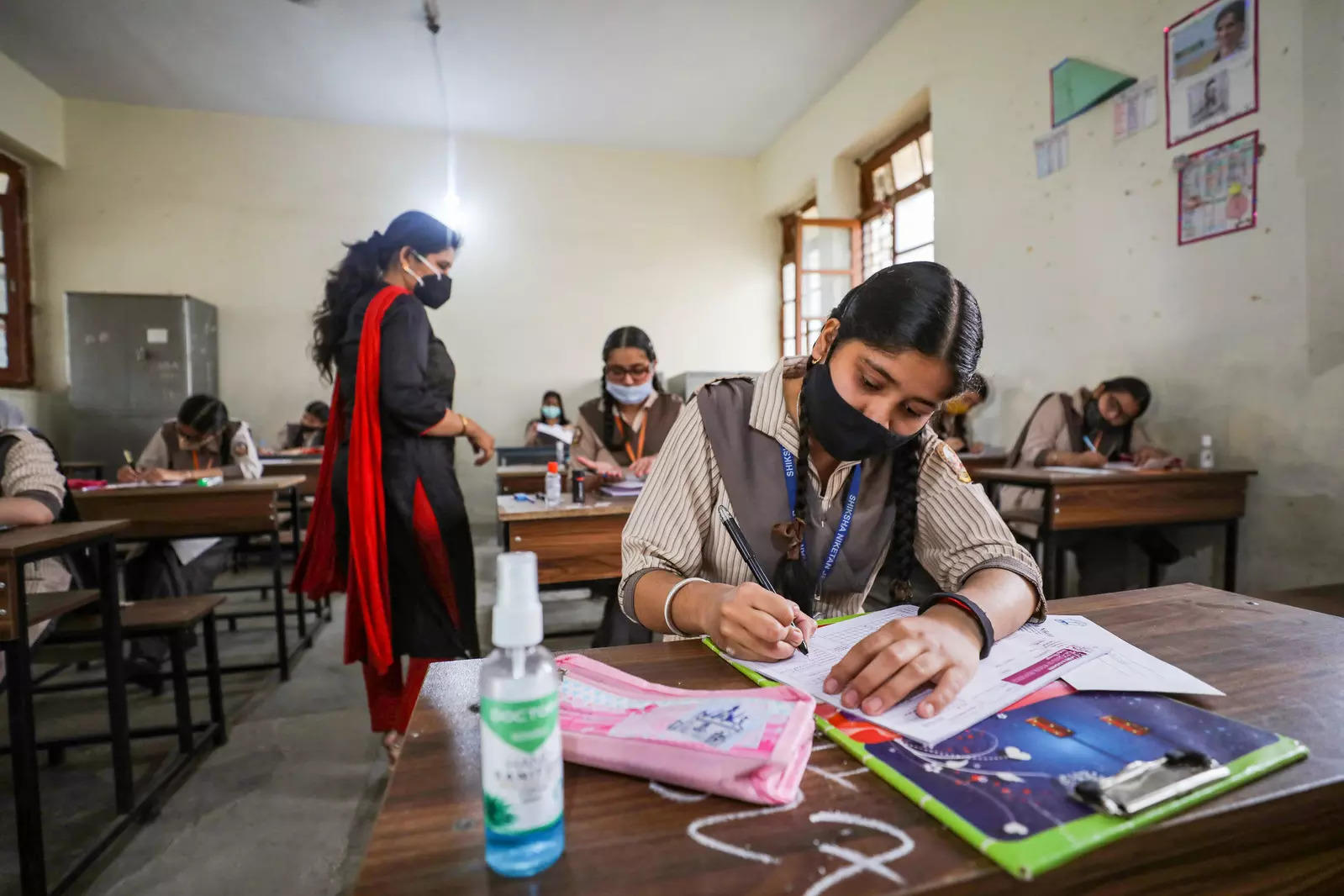 Boards 2021: Haryana board to conduct class XII exam from respective schools of students