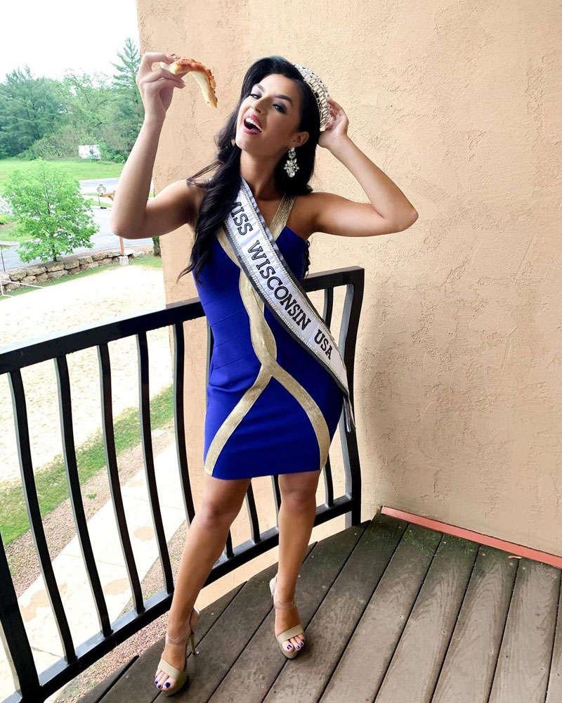 Samantha Catherine Keaton selected as Miss Wisconsin USA 2021