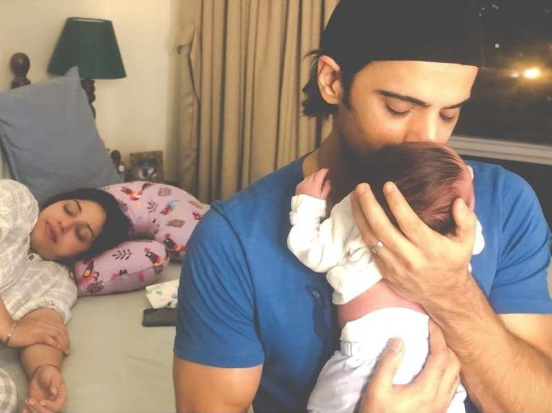 From Anita-Rohit to Aditi-Mohit, popular TV couples who became parents in 2020-21!