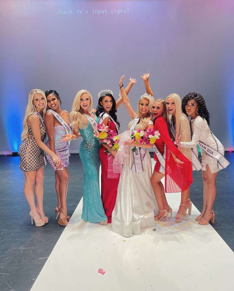Stephanie Barber chosen as Miss Arkansas USA 2021