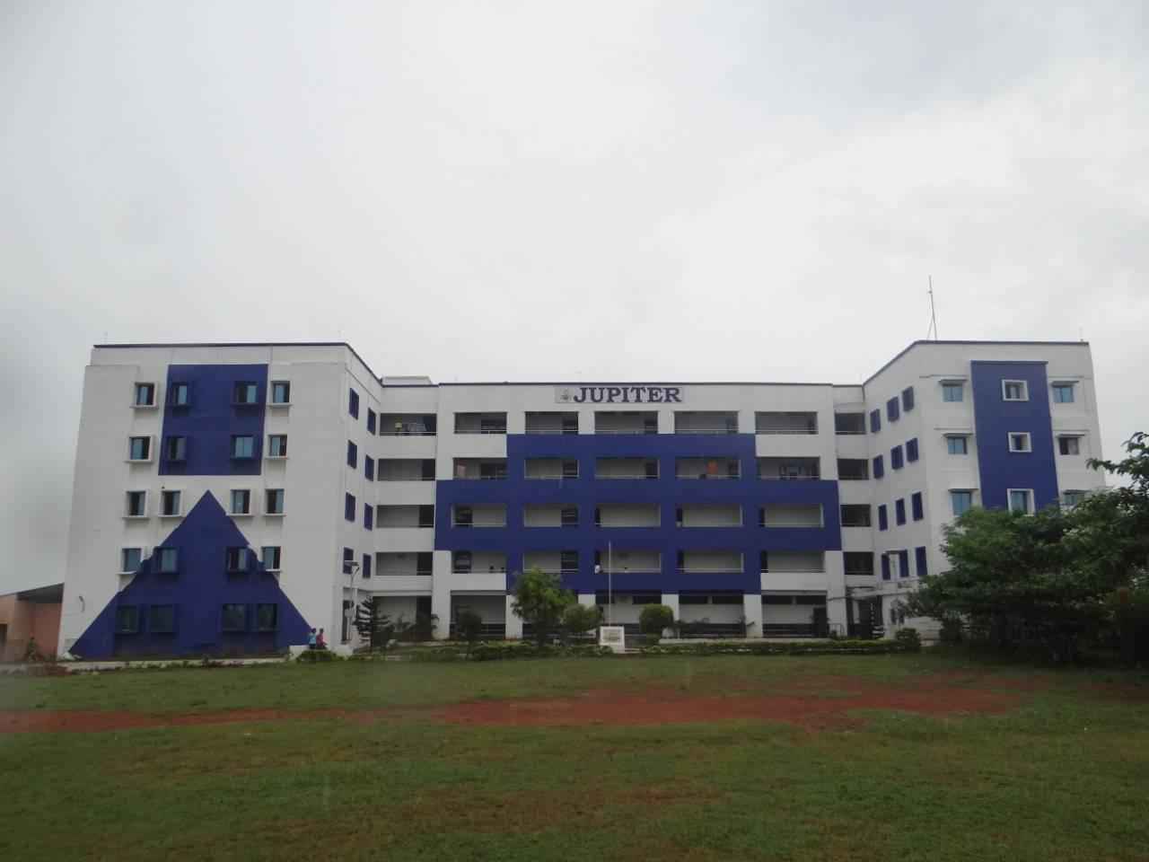 Jupiter Higher Secondary School Campus.