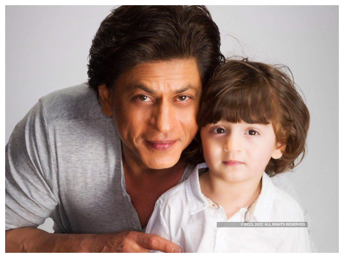 6 times Shah Rukh Khan opened up about AbRam: From discussing his future work plans with Taimur to revealing the meaning of his name