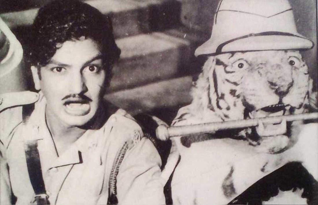 #GoldenFrames: N. T. Rama Rao, the demi-god of Telugu Cinema!