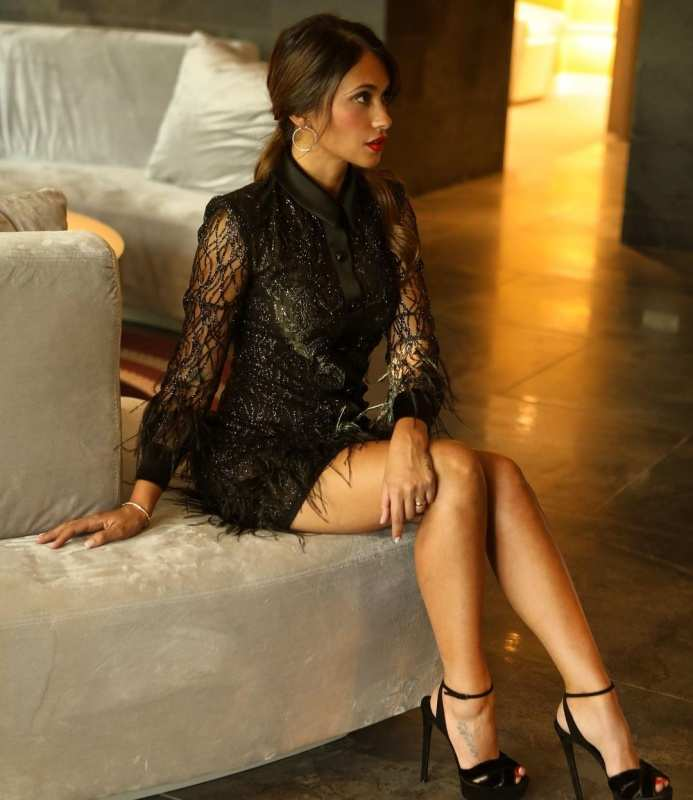 Lionel Messi's wife Antonela Roccuzzo's bewitching pictures go viral