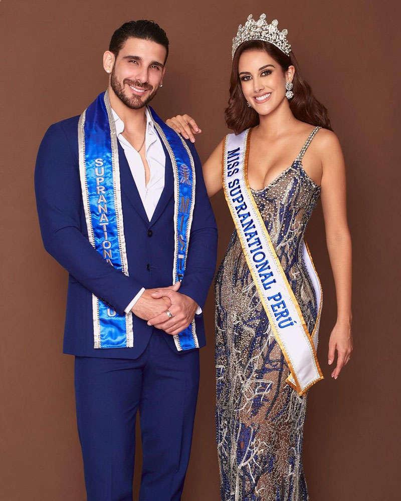 Solange Hermoza Rivera selected as Miss Supranational Peru 2021