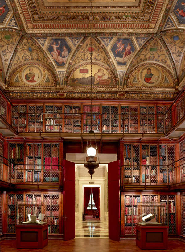 20 Most beautiful libraries around the world