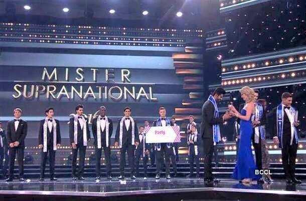 #Throwback to Jitesh Thakur's incredible journey at Mister Supranational 2016