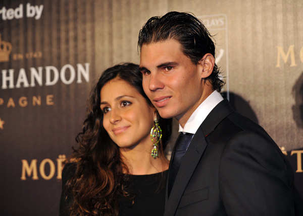 Birthday Special: Rafael Nadal's pictures with his wife go viral