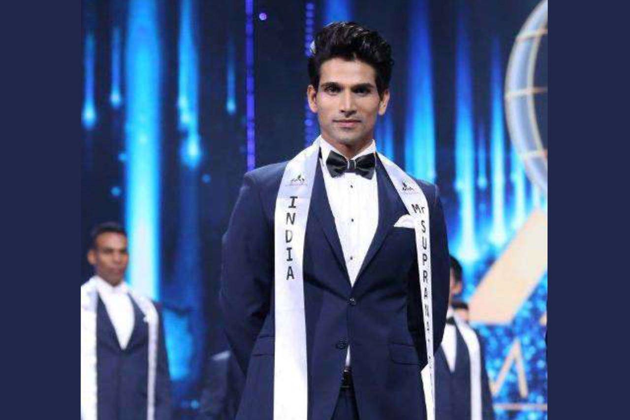 #Throwback to Altamash Faraz's successful journey at Mister Supranational 2017