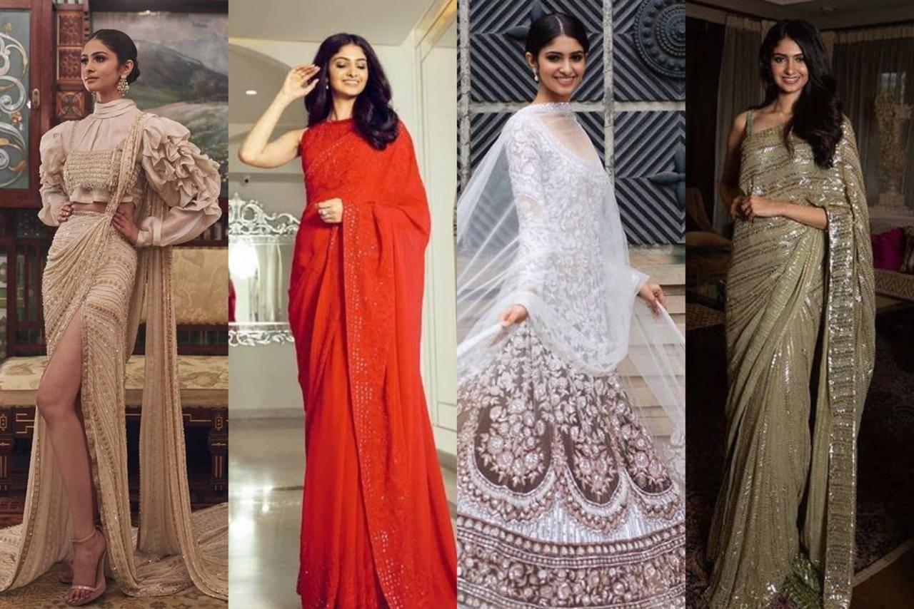 10 Times Manasa Varanasi impressed us with her traditional looks