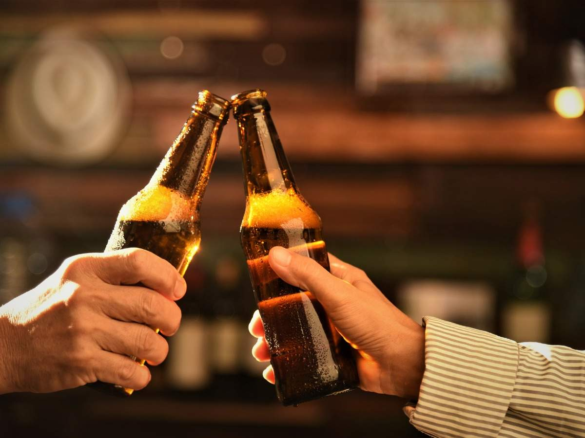 6 Beer brands in India that have the highest alcohol content | The Times of  India