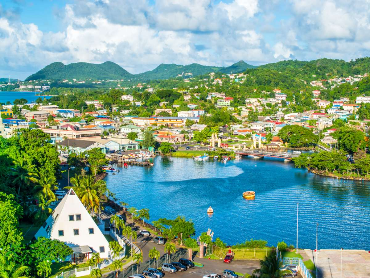 St Lucia eases travel restrictions for travellers