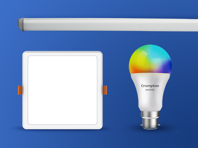 Smart lights to buy when planning a home do-over