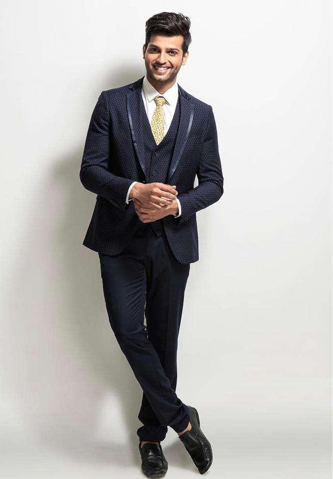Kerala's Rahul Rajasekharan to represent India at Mister Supranational 2021