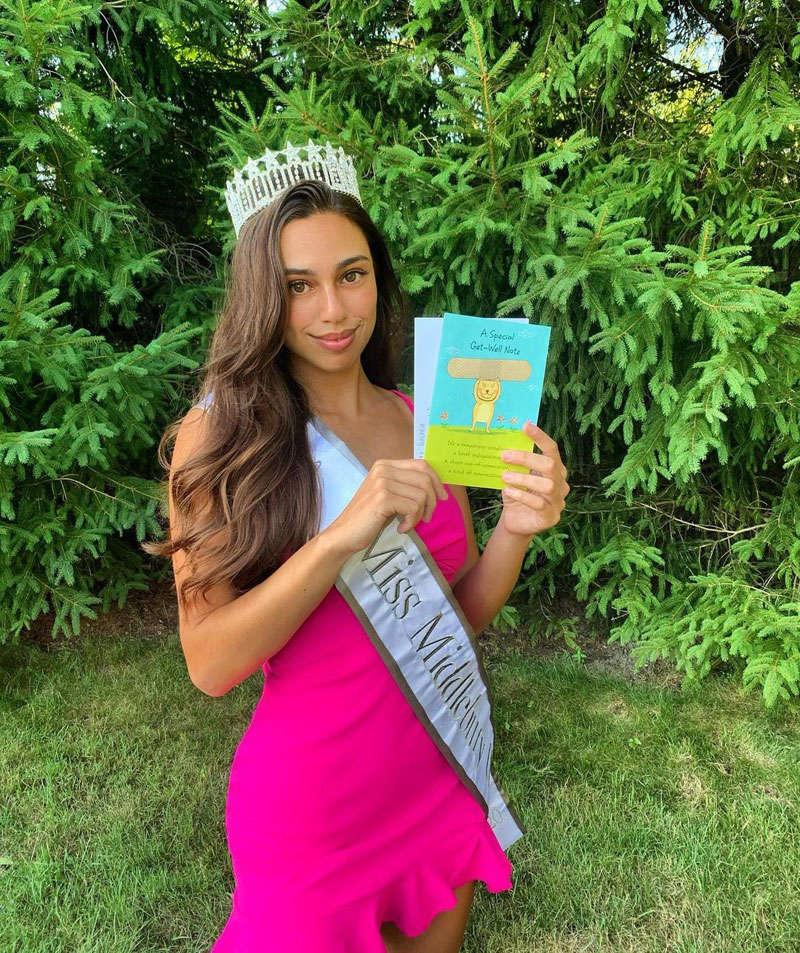 Amanda Torchia chosen as Miss Connecticut USA 2021