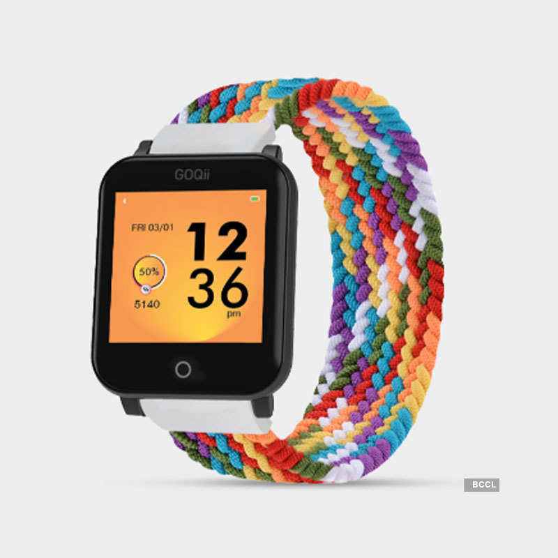 GOQii Smart Vital Junior smartwatch launched for kids