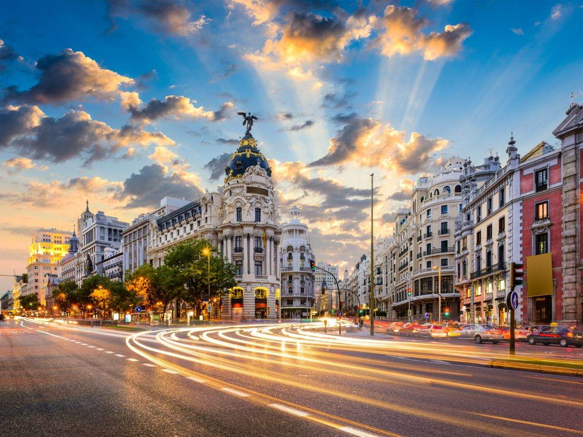 Spain is now open to all vaccinated travellers