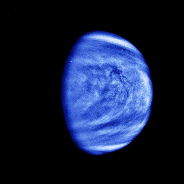 Spectacular pictures of planet Venus