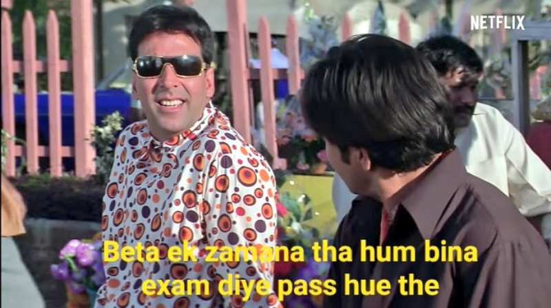Students celebrate cancellation of 12 board exams with hilarious memes