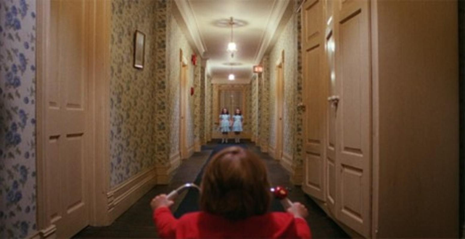Stills from horror movies to not watch when home alone