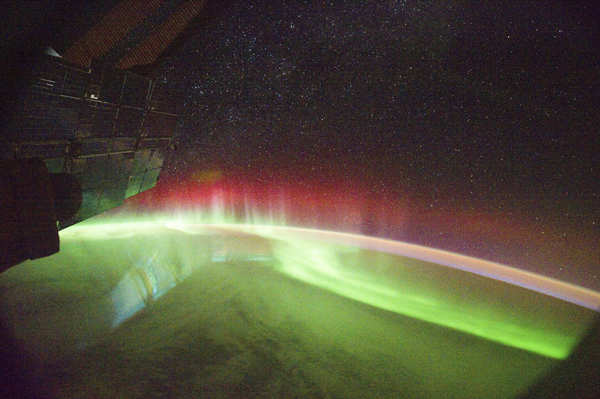 Mesmerising pictures of Earth captured from space