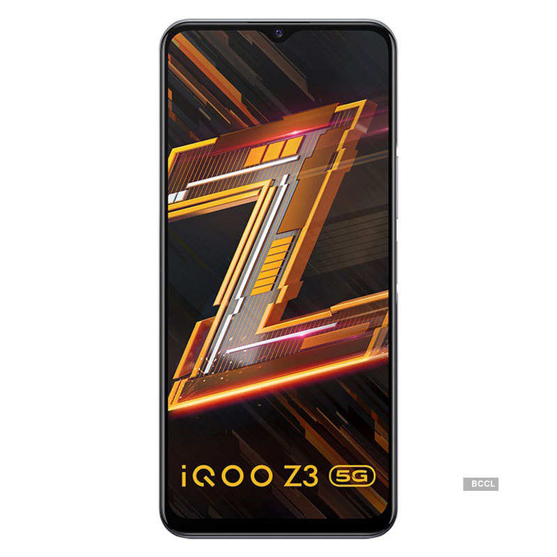 iQoo Z3 5G smartphone launched in India