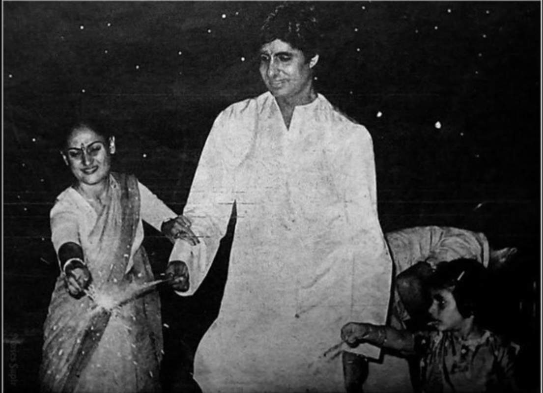 A timeline of lovely pictures of Amitabh Bachchan and Jaya Bachchan
