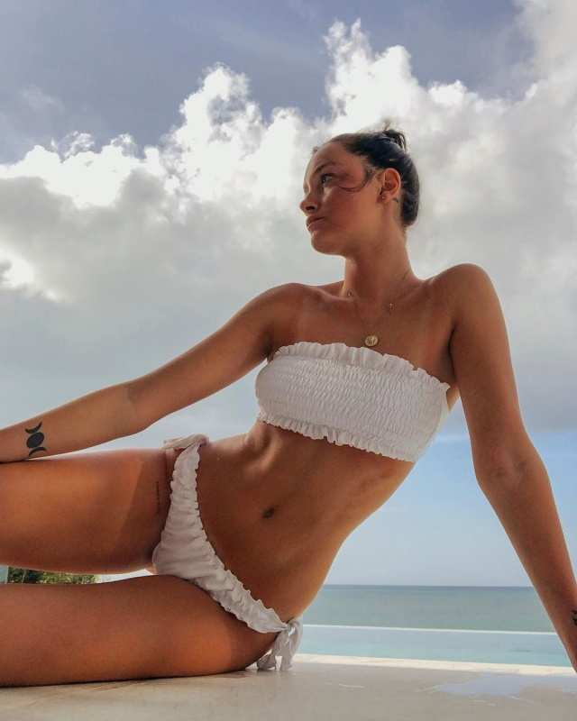 Paulo Dybala's model-girlfriend Oriana Sabatini is everyone's latest celebrity crush