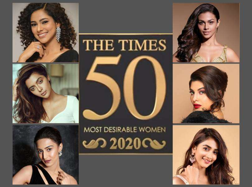 Check out the beauty queens who made it to the Times Most Desirable Woman of 2020 list