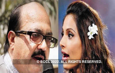 Bipasha, Amar deny naughty talk