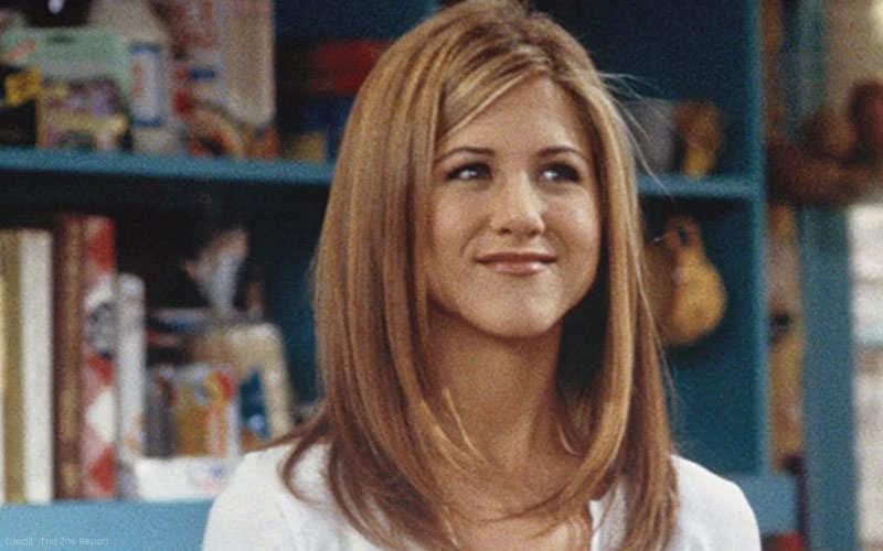 Rachel green.