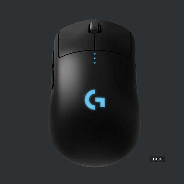 Logitech G PRO Wireless Gaming Mouse launched
