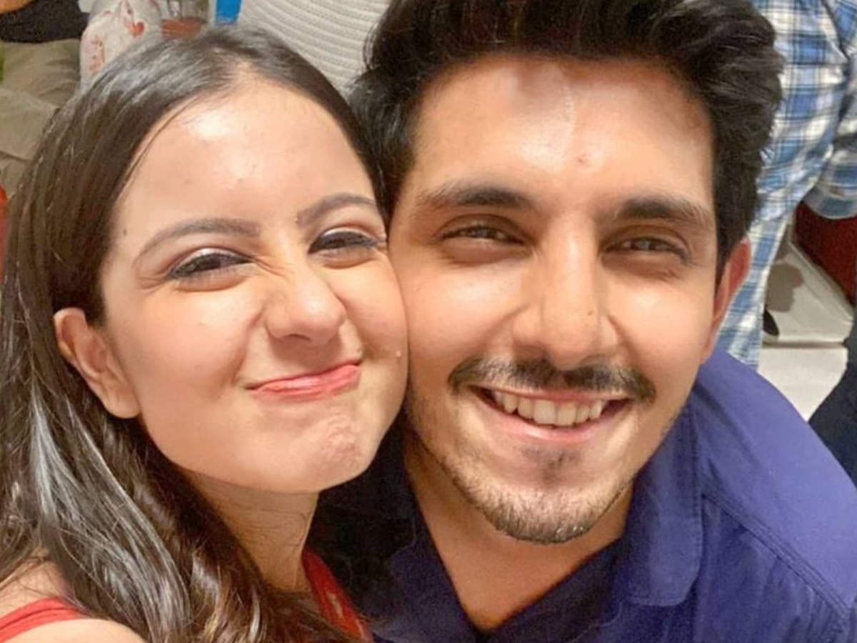 Kanwar with Tunisha