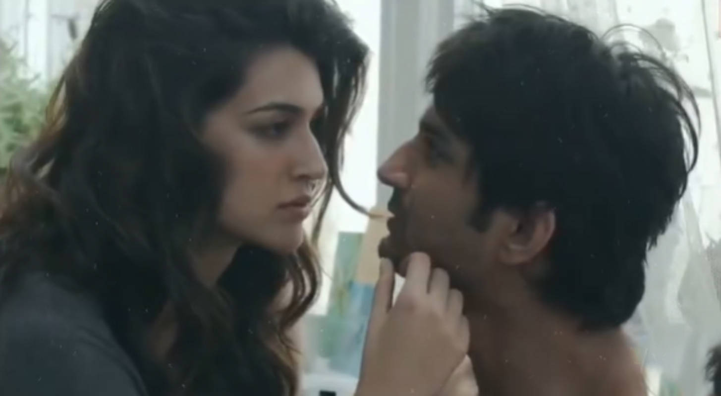 Kriti Sanon shares unseen pictures with Sushant Singh Rajput ahead of his death anniversary