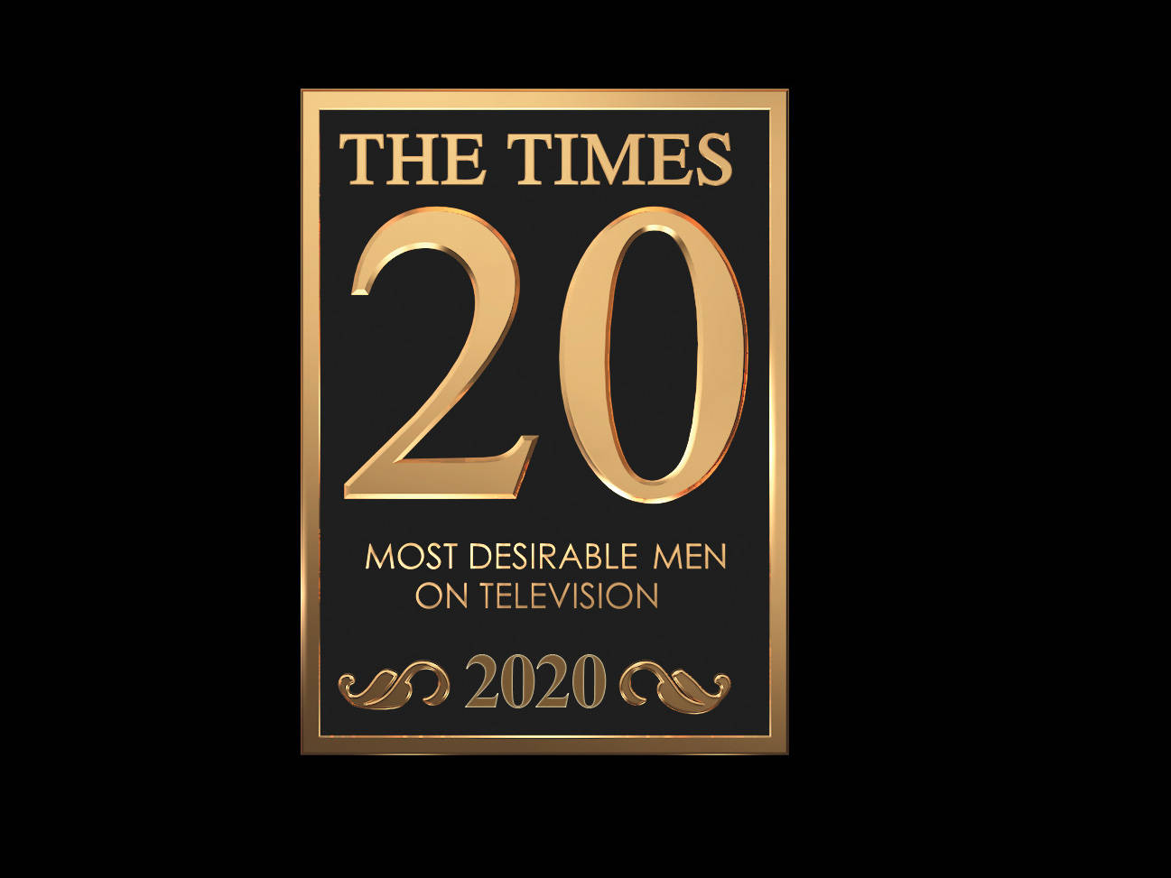 The Times 20 Most Desirable Men on TV 2020