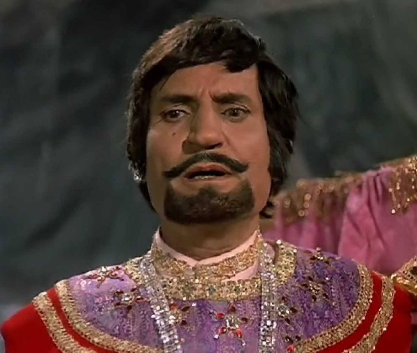 #GoldenFrames: Jeevan, the incredible 'Narad Muni' of Bollywood!